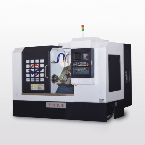 The research and development of automatic CNC lathes in the future is discussed
