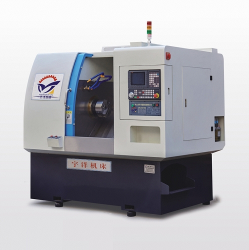The difficulty in precision nc lathe processing is discussed