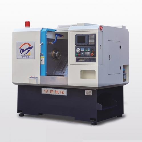 The main features of precision nc lathe with