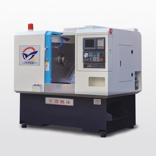 Do automatic CNC lathes need oil change maintenance