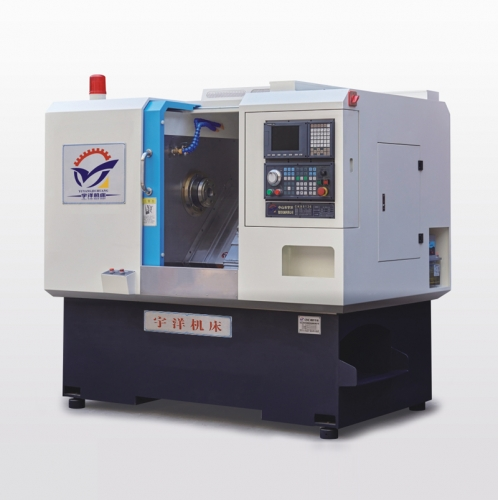 High speed precision CNC lathe